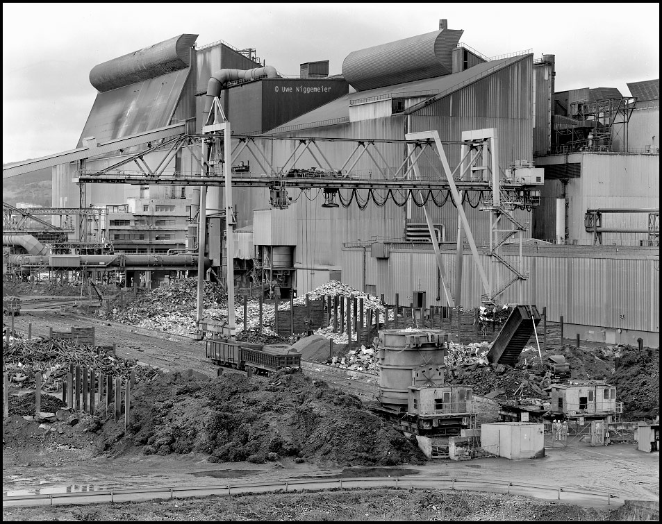 Steel Works Photography, Stahlwerk ; Industriefotografie ; Industrial ...