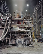 LATROBE SPECIALTY STEEL, Electric arc furnace