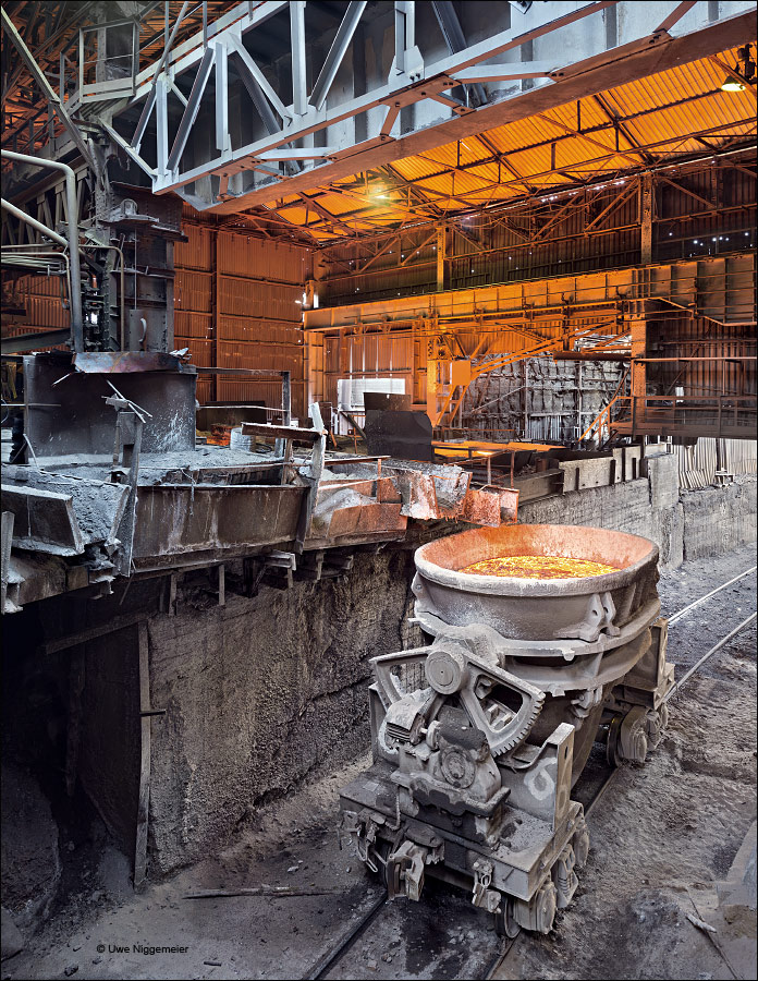 SATKA IRON-SMELTING WORKS, SATKA