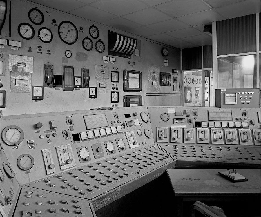 Control Room Blowing Engines