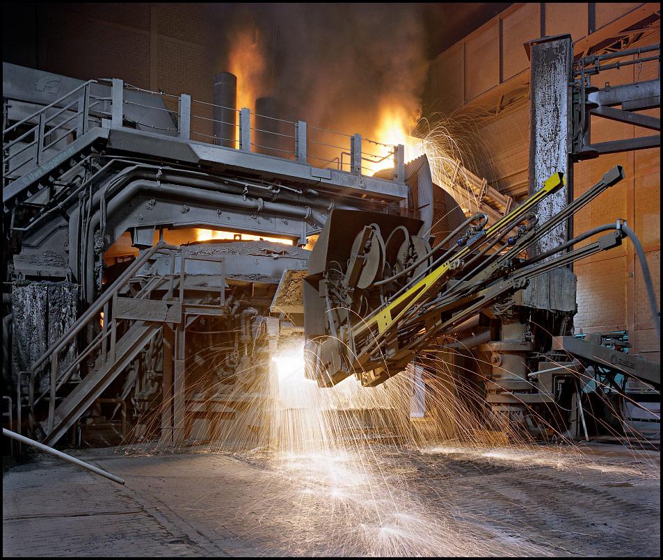 Stahlwerk siegen